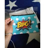 Bang! Makeup Bag..